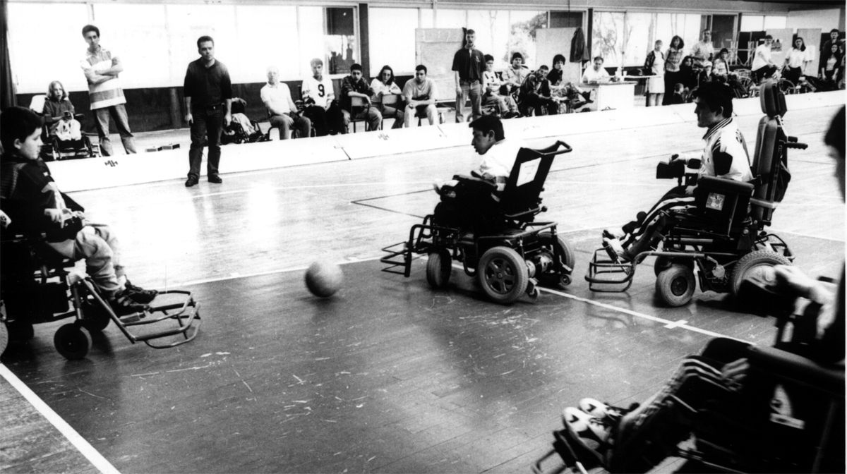 The History of the Development of Powerchair Football