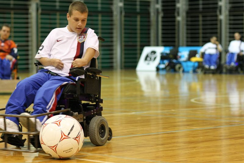 The Main Principles of Powerchair Football