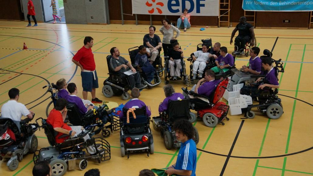 Austria Discovers Football on Wheels!!