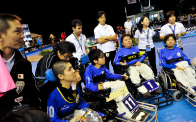 Maruhan Cup in Japan