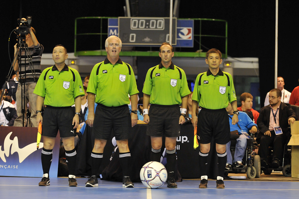 Training Opportunity for Referees and Classifiers!