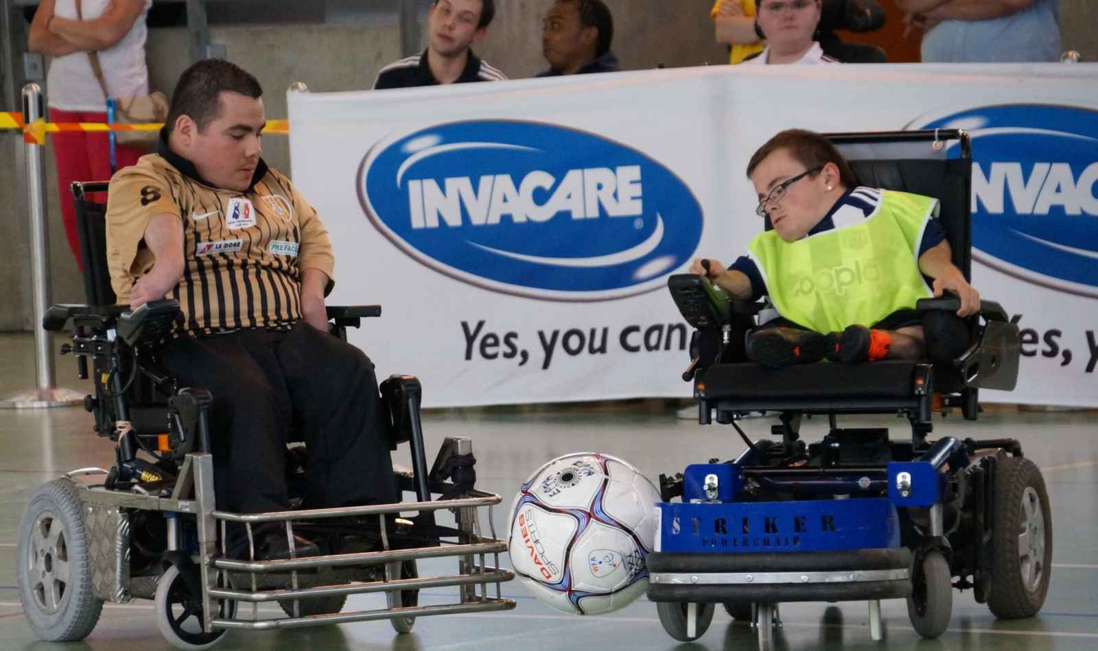 Invacare Renews its Partnership with FIPFA