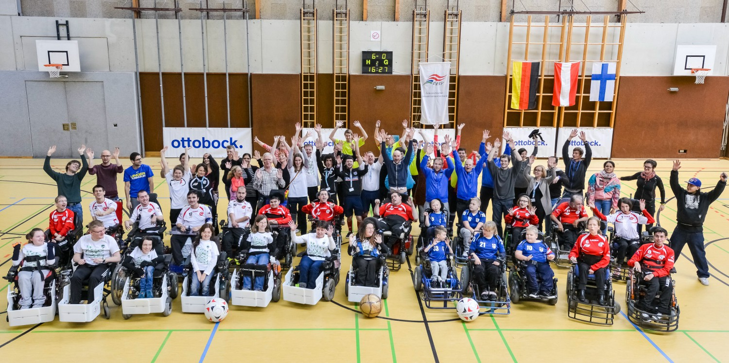 Austria – Powerchair Football Cup 2014