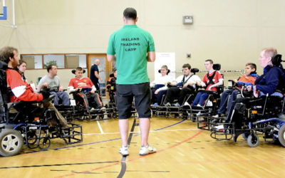 A history of Powerchair Football in Ireland