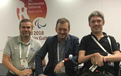 2018 IPC Membership Gathering in Madrid – Press Release